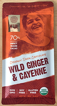 Wild Ginger and Cayenne bar