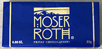 Moser Roth bar
