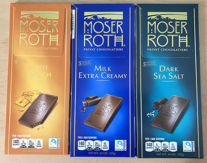 Moser Roth packs