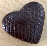 Wellington Heart bonbon