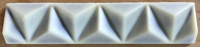 Wild Peaks white chocolate bar